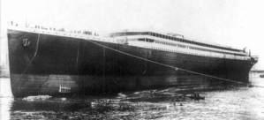 El Titanic apenas navegó cinco días por el Atlántico antes de su hundimiento la madrugada del 15 de abril de 1912. (EFE)