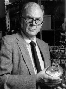 Frank Sherwood Rowland, premio Nobel de Química en 1995. / AP