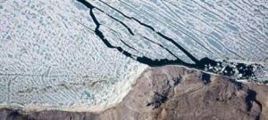 Groenlandia se funde