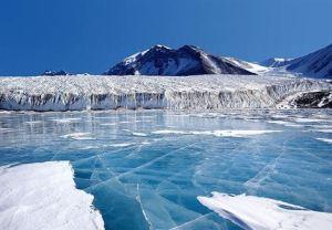 La región del hielo