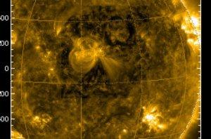 Tormenta solar 2012