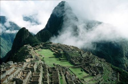 Complejo de ruinas de Machu Picchu en Perú. / BERNARDO PÉREZ