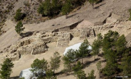 El estilo del yacimiento de La Bastida denota influencia oriental